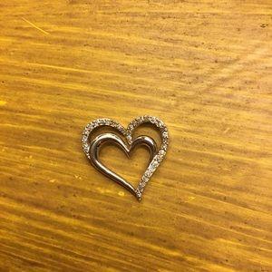 Kay Jewelers Diamond Heart
